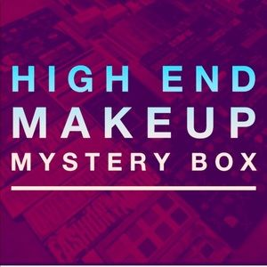 Other - 🖤HIGH END MYSTERY MAKEUP BOX🖤